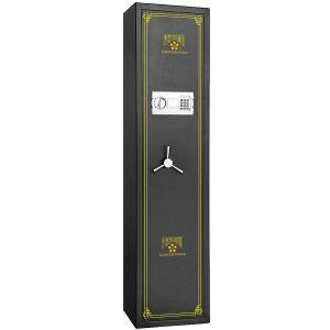 Paragon Lock & Safe Electronic 5 Gun Rifle Safe