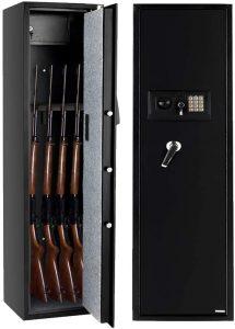 Bonnlo Electronic Gun Safe Large Firearm