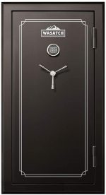 Wasatch Fireproof and Waterproof Safe