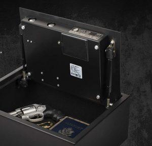 best anti theft gun safe