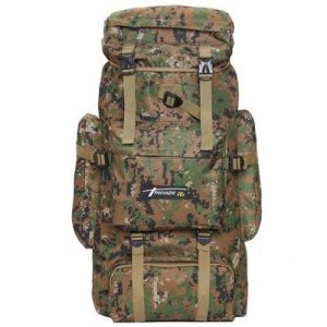 Black Hawk Tactical Heavy Duty Military 70L Backpack- Best Expedition Backpack