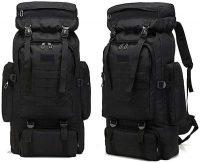 Black Hawk Tactical Heavy Duty Military 80L Backpack