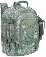 Pans Backpack for Men Large Military Backpack Tactical