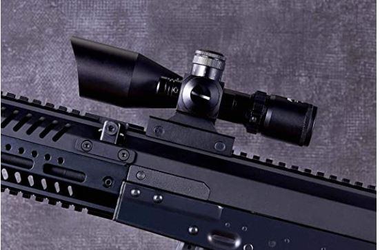 AR-15 Scopes Under $300
