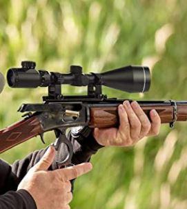 Best Rifle Scopes Under $50