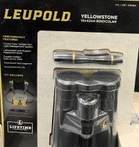 Leupold Yellowstone 10x42mm Binocular- Leupold 10x42 Binoculars