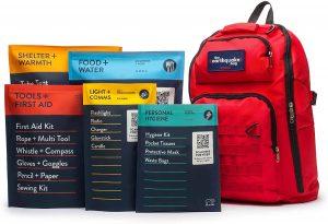 Complete Earthquake Bag - 3 Day Emergency kit
