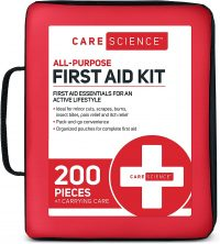 Care Science First Aid Kit All Purpose- School First Aid Kits