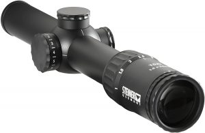 Steiner T5Xi Tactical Rifle Scope - Close Compact Riflescope for Hunting